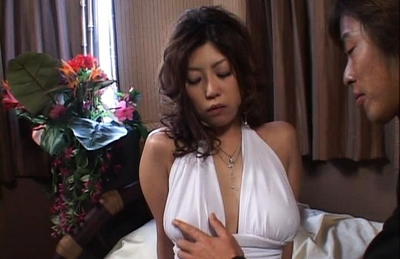 Naho Hazuki Asian beauty has great tits for fucking and cumshots